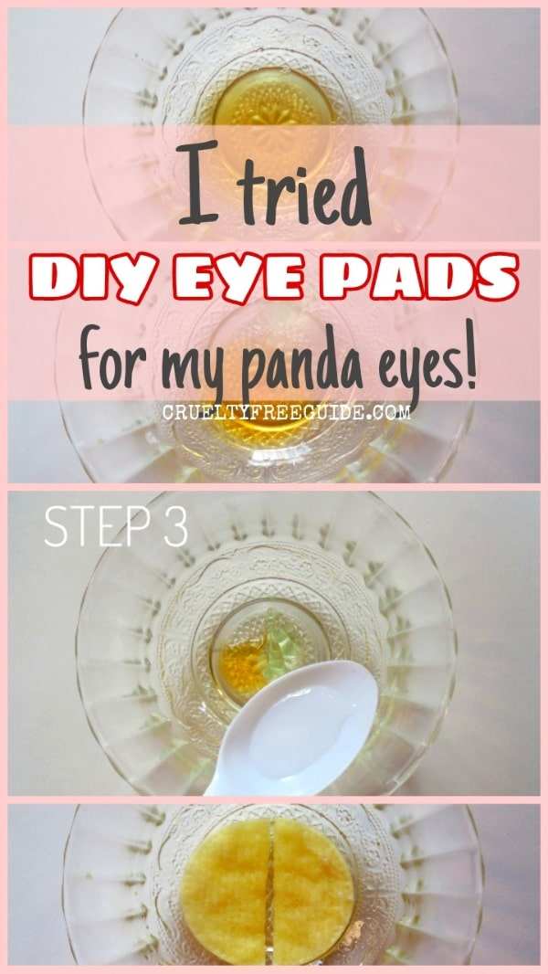 DIY Eye Pad