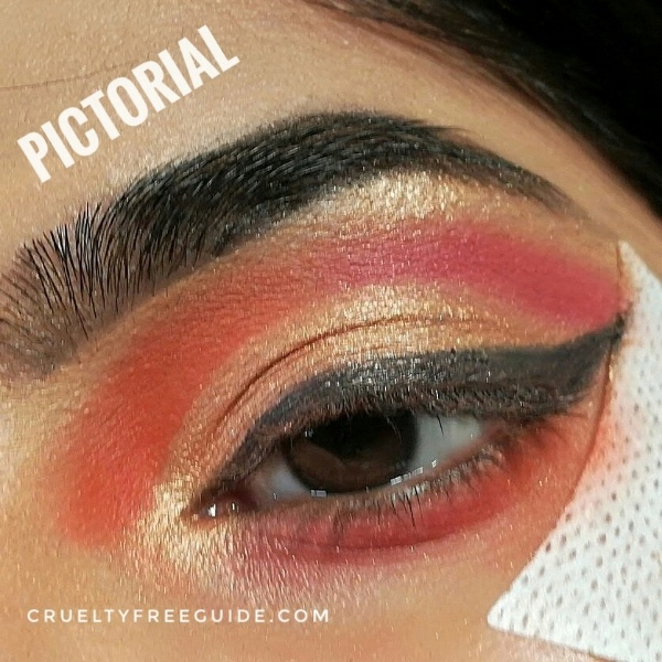 eye makeup pictorial easy