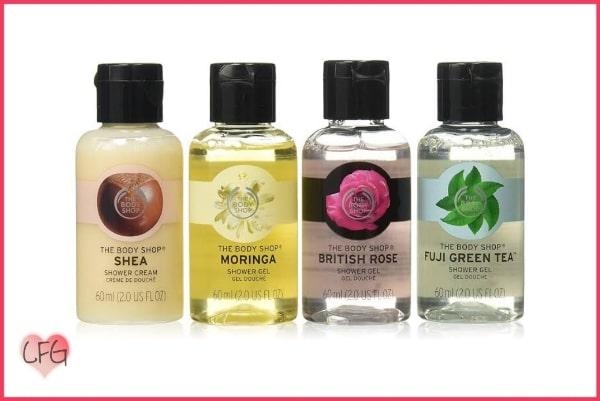 The Body Shop Shower Gel