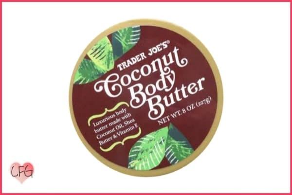 Trader Joe body butter