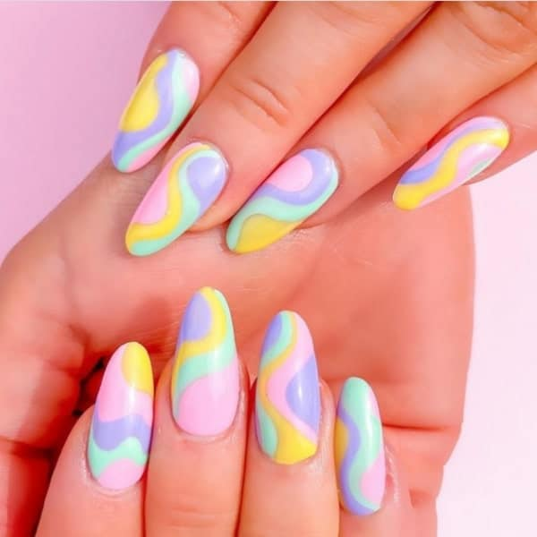 summer nail ideas easy